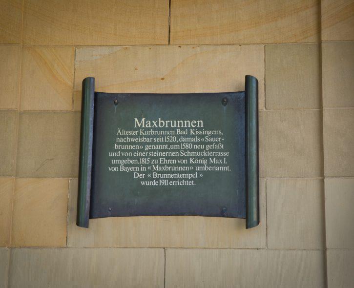 Maxbrunnen