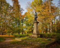 Bismarck Monument Bad Kissingen
