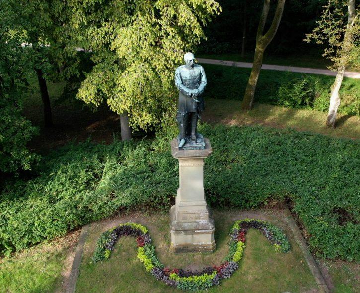 Bismarck-Denkmal Bad Kissingen