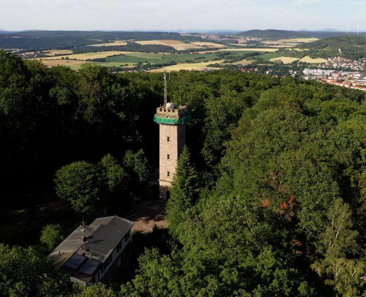 Ludwigsturm Bad Kissingen