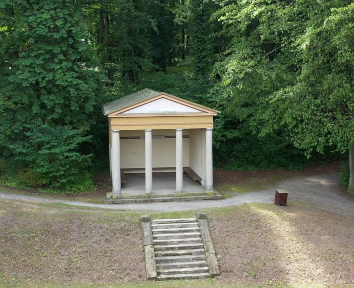 Sisi Denkmal Altenberg Bad Kissingen