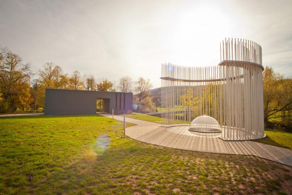 Runder Brunnen Bad Kissingen
